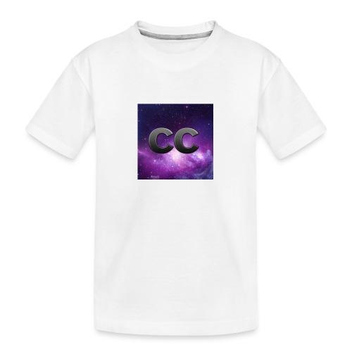 Merchendising CreeperCur - Maglietta ecologica premium per ragazzi