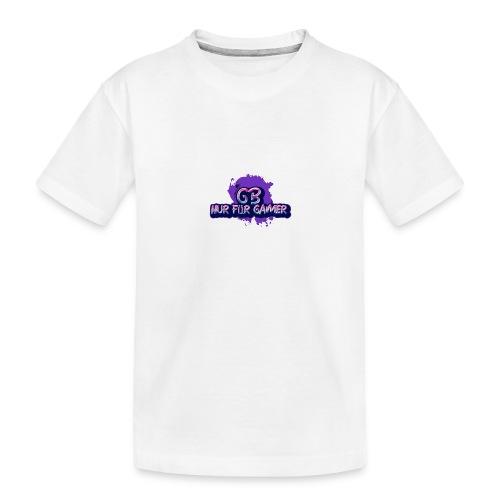Nur für Gamer Merch - Teenager Premium Bio T-Shirt