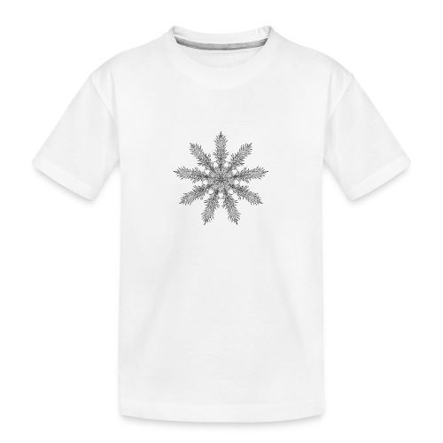 Magic Star Tribal #4 - Teenager Premium Organic T-Shirt