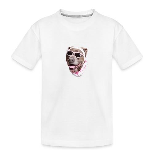 Perrote - Camiseta orgánica premium adolescente