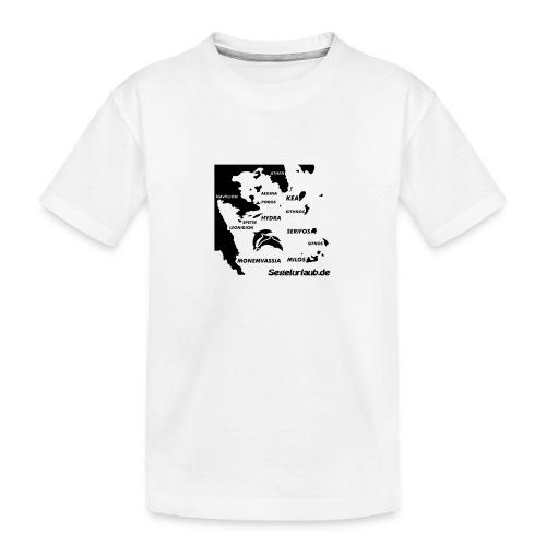 pelepones_kykladen - Teenager Premium Bio T-Shirt