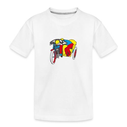 POP UP SIDE CAR - T-shirt bio Premium Ado