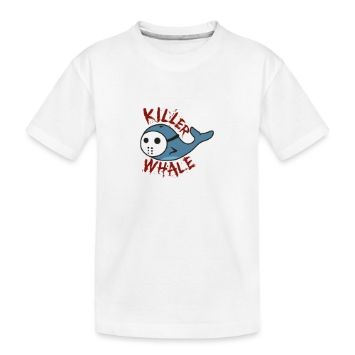 Killer Whale - Teenager Premium Bio T-Shirt