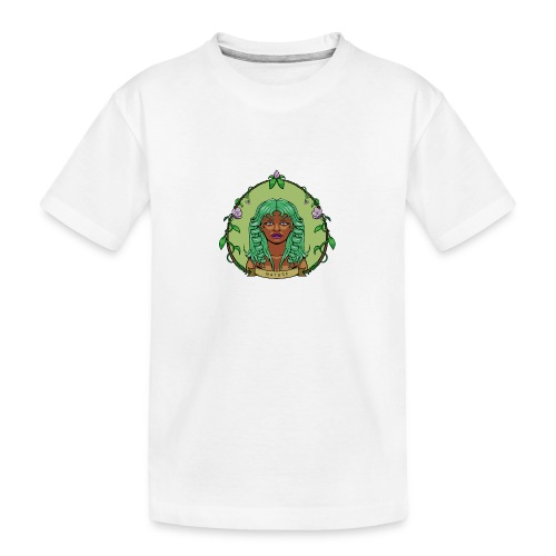 Mother Nature - Camiseta orgánica premium adolescente