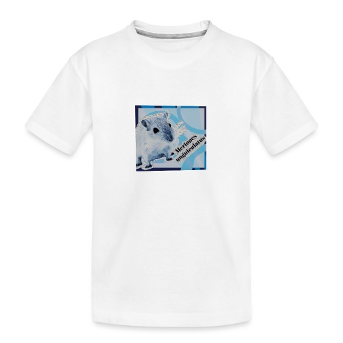 Gerbiili - Teinien premium luomu-t-paita