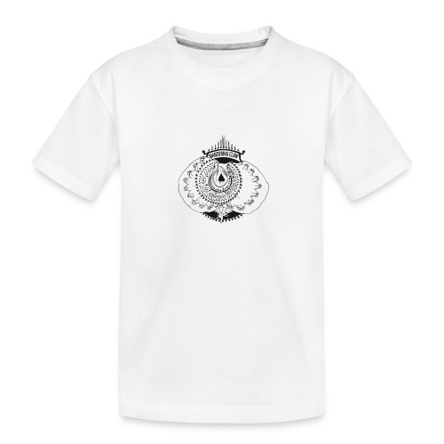 Rettile - Maglietta ecologica premium per ragazzi