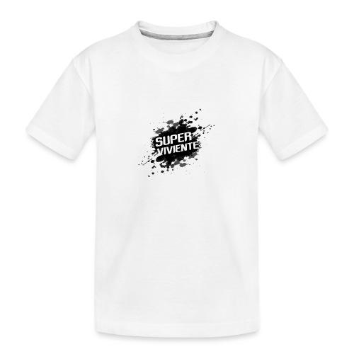 Superviviente - Camiseta orgánica premium adolescente