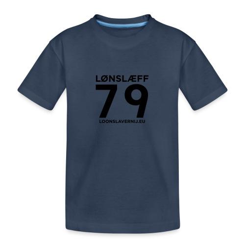 100014365_129748846_loons - Teenager premium biologisch T-shirt