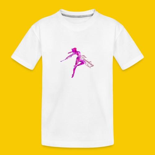 TWIRLING-BATON - T-shirt bio Premium Ado