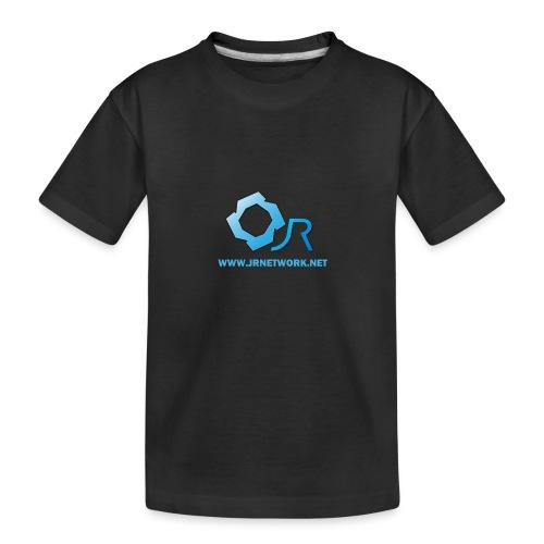 Official Logo - Teenager Premium Organic T-Shirt