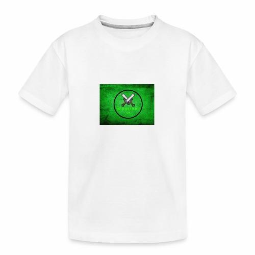 Grafica originale del mio canale youtube!! - Maglietta ecologica premium per ragazzi