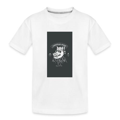 CORSEAMOTO coque png - T-shirt bio Premium Ado
