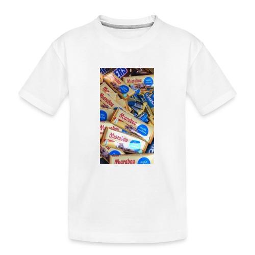 EAC4CD8B D35B 49D7 B886 9A724146DD0D - Ekologisk premium-T-shirt tonåring