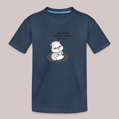 drunk_Hamster - Maglietta ecologica premium per ragazzi