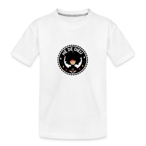 ne de Dieu - T-shirt bio Premium Ado