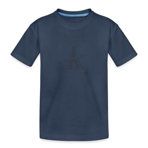 Tour Eiffel Crayon - T-shirt bio Premium Ado