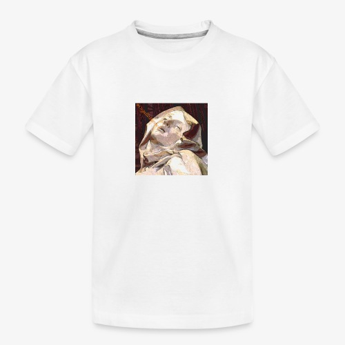 #OrgulloBarroco Teresa - Camiseta orgánica premium adolescente