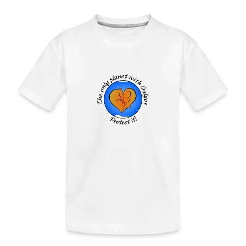 Galgo - Teenager Premium Bio T-Shirt