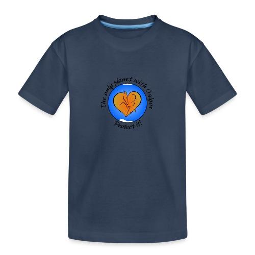 Galgo - Teenager Premium Bio T-Shirt