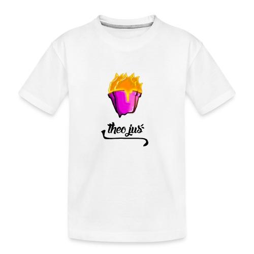 LAVA CONE/TheoJus - T-shirt bio Premium Ado