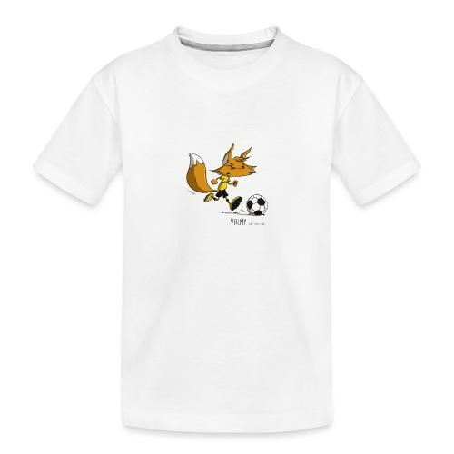 Valmy mascotte - T-shirt bio Premium Ado