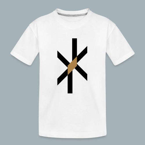 Orbit Premium T-shirt - Teenager premium biologisch T-shirt