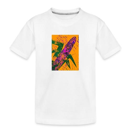 Mais violett - Teenager Premium Bio T-Shirt