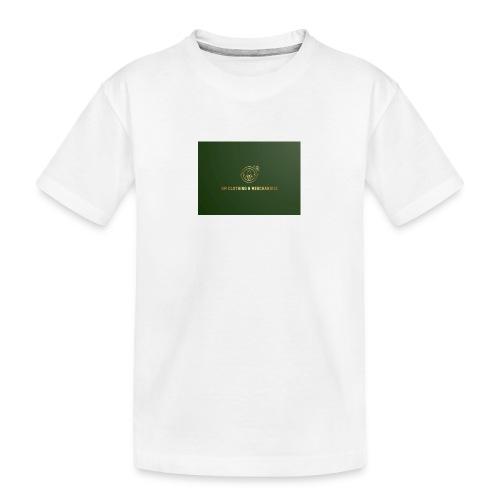 NM Clothing & Merchandise - Teenager premium T-shirt økologisk