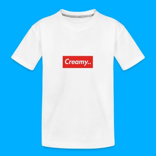 LIMITED EDITION Creamy... Shirts - Teenager Premium Organic T-Shirt