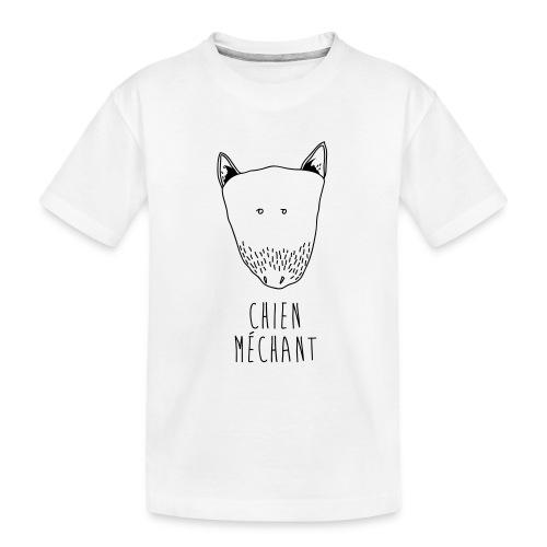 Chien Méchant - T-shirt bio Premium Ado