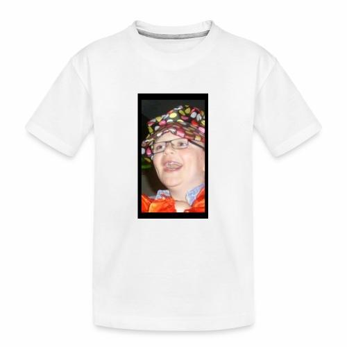 sean the sloth - Teenager Premium Organic T-Shirt