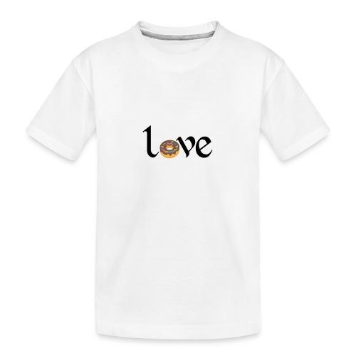 love dona - Camiseta orgánica premium adolescente