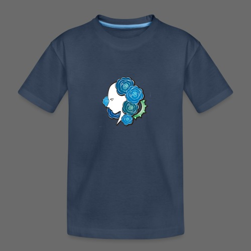 Rosa - T-shirt bio Premium Ado
