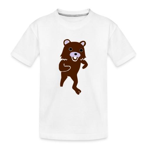 new Idea 15142400 - Ekologiczna koszulka młodzieżowa Premium