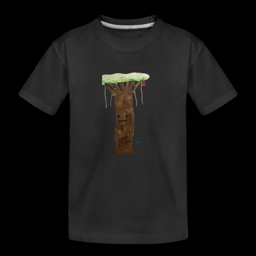 1 2 3 BY TAiTO - Teinien premium luomu-t-paita