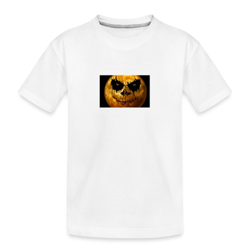 Halloween Mond Shadow Gamer Limited Edition - Teenager Premium Bio T-Shirt