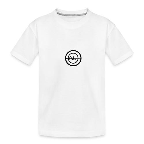 Nash png - Teenager premium T-shirt økologisk