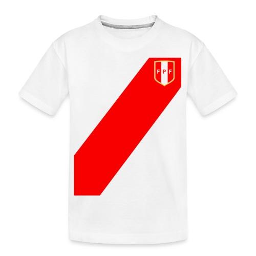 Seleccion peruana de futbol - Teenager Premium Organic T-Shirt