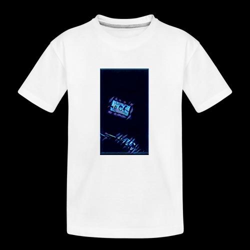 It's Electric - Teenager Premium Organic T-Shirt