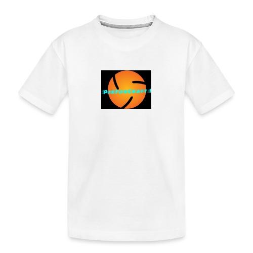 LOGO PixForCraft (Le logo de Juin 2017) - T-shirt bio Premium Ado