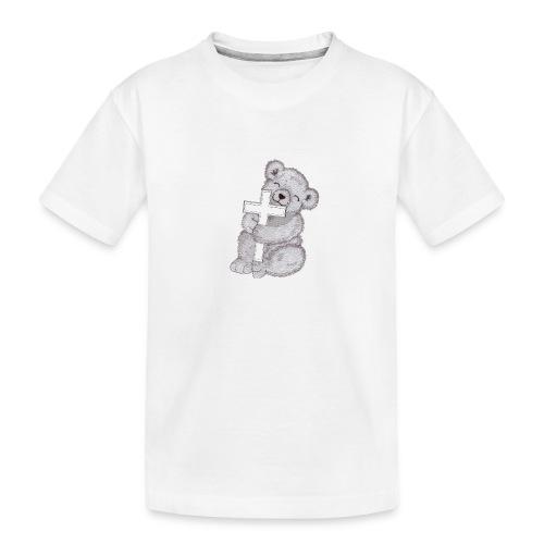 Loggis - Ekologisk premium-T-shirt tonåring