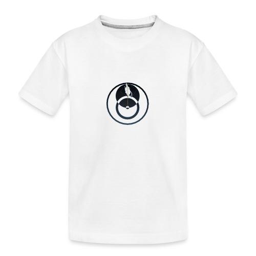 Isle Of Man QED - Teenager Premium Organic T-Shirt