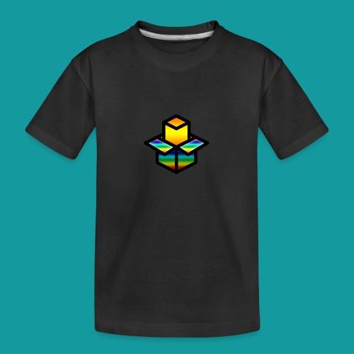 Unboxing - Teenager premium biologisch T-shirt