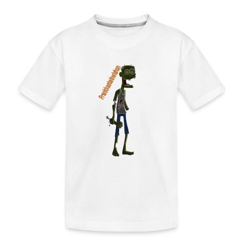 Frank00001 - Camiseta orgánica premium adolescente