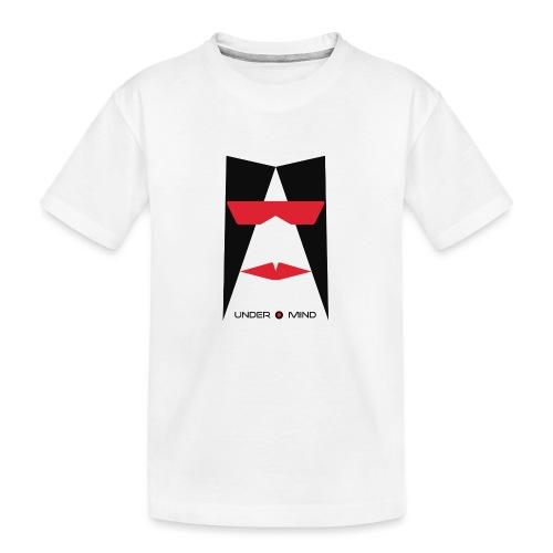 under mind adesivi 10x15 bozza - Maglietta ecologica premium per ragazzi