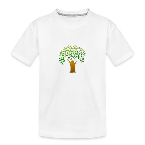 Tree of Life - Teenager Premium Organic T-Shirt