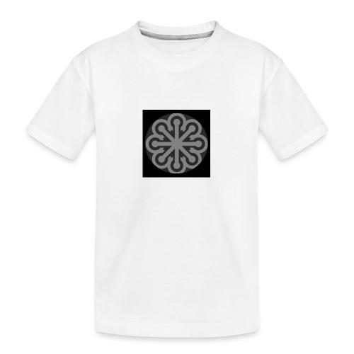 BGLogo - Teenager Premium Organic T-Shirt