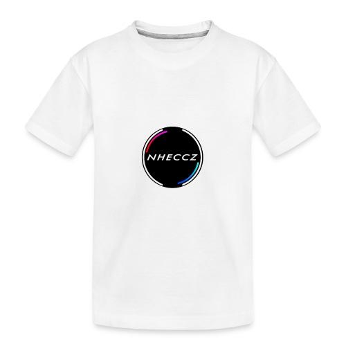 NHECCZ Logo Collection - Teenager Premium Organic T-Shirt