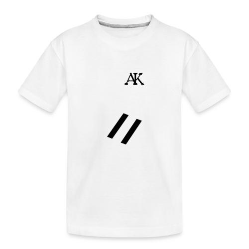 design tee - Teenager premium biologisch T-shirt