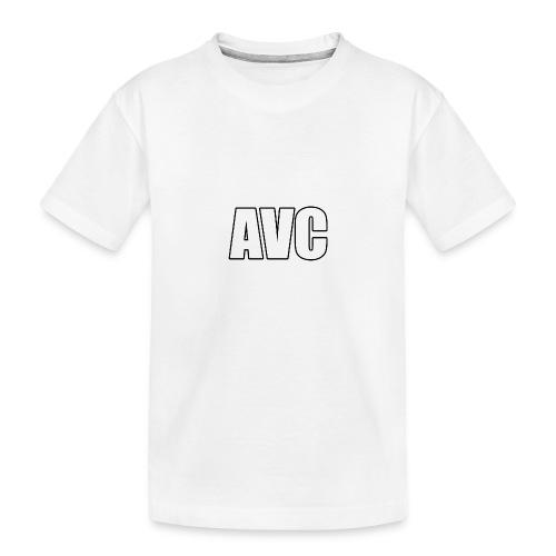 mer png - Teenager premium biologisch T-shirt